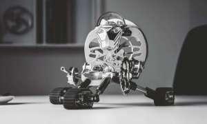 Co powiecie na zegar będący połączeniem Mad Maxa z Transformerami