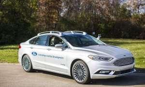Ford stosuje anty Uberowskie podejście do autonomicznych samochodów