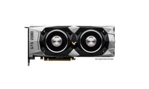 Referencyjny GeForce GTX 1180 z dwoma wentylatorami