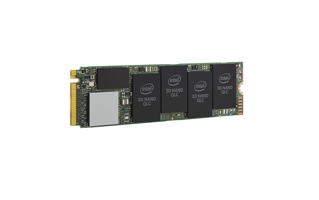 Intel, Micron, QLC NAND, SSD, QLC, NAND, kości pamięci, 3D QLC NAND, 3D, Intel_Micron Technologies