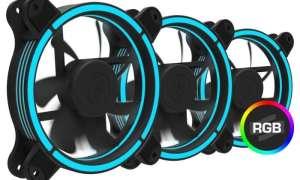Test wentylatorów SilentiumPC Sigma Pro Corona RGB 120 Kit