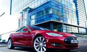 Kolejna Tesla Model S zapaliła się