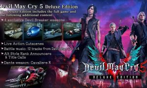 Oto nowy zwiastun gry Devil May Cry 5