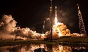 SpaceX dostarczy satelitę Telstar 18 Vantage na orbitę