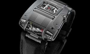 Urwerk UR-111C wyznaczy nowy trend wśród zegarków