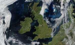 Wielka Brytania uformowała się dzięki trójstronnej kolizji sprzed milionów lat