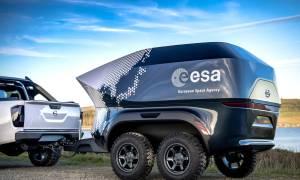 ESA i Nissan stworzyli laboratorium astronomiczne w samochodzie – Navara Dark Sky