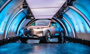 iNext – wizja BMW na samochody przyszłości