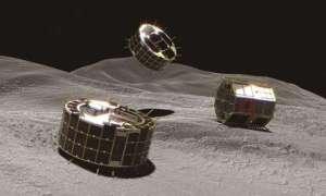 W najbliższych dniach Japończycy wylądują na powierzchni asteroidy