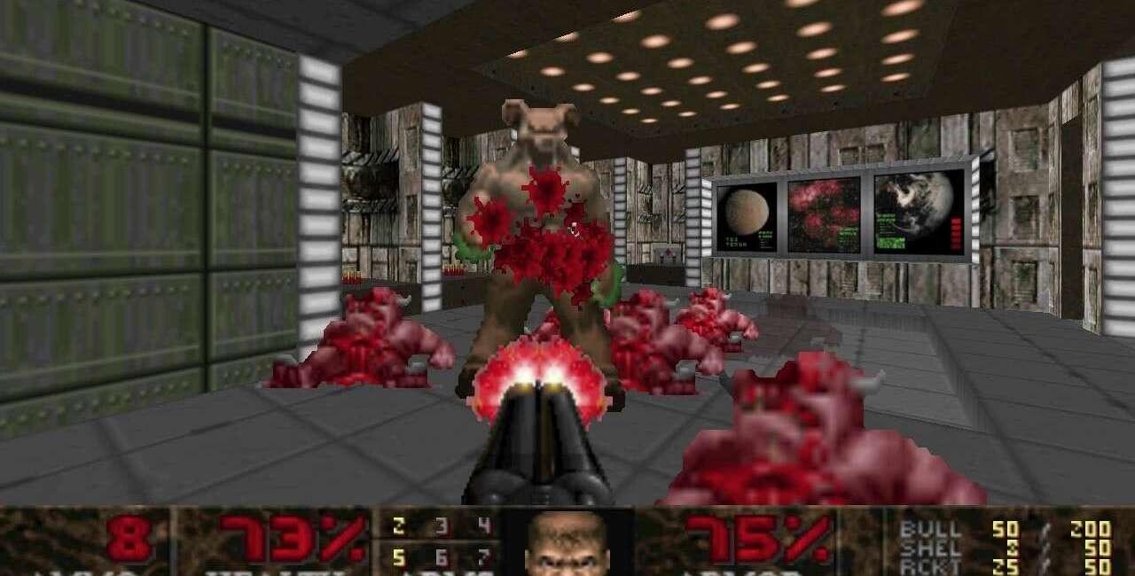 Doom 2, Doom, ID Software, John Romero, Zero Master, sekret, ostatni sekret, Industrial Zone, 4 secret