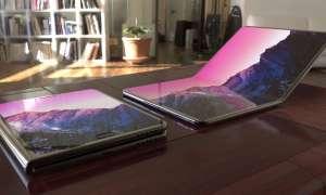 Składany smartfon Huawei będzie także obsługiwał 5G