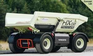 Volvo testuje w kamieniołomach maszyny zasilane elektrycznie