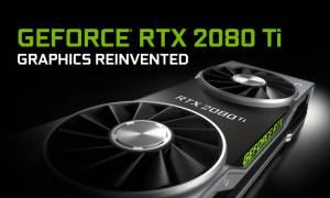 Wydajność GeForce RTX 2080 w testach 3DMark