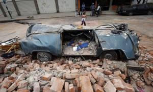 Trzęsienie Ziemi w Meksyku podzieliło płytę tektoniczną na dwie części