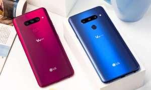 LG oficjalnie prezentuje smartfon V40