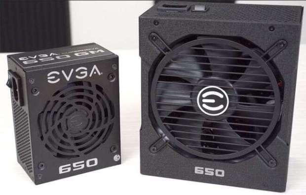 EVGA zaprezentowała zasilacze Supernova GM SFC