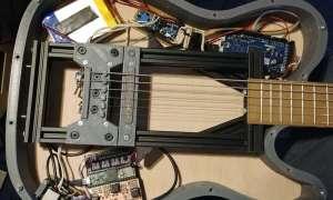 ElektroCaster łączy zalety tradycyjnych i cyfrowych gitar