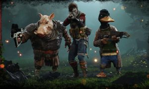 Mamy gameplay z Mutant Year Zero: Road to Eden