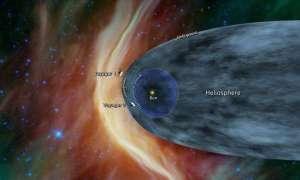 Voyager 2 zbliża się do przestrzeni międzygwiezdnej