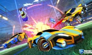 Ulepszone Rocket League na Xbox One X