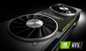 Nvidia o dostawach RTX 2080 Ti
