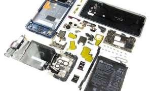 Tak wygląda Huawei Mate 20 Pro od środka