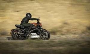 Pierwszy elektryczny motocykl Harley-Davidson LiveWire z datą debiutu i ceną