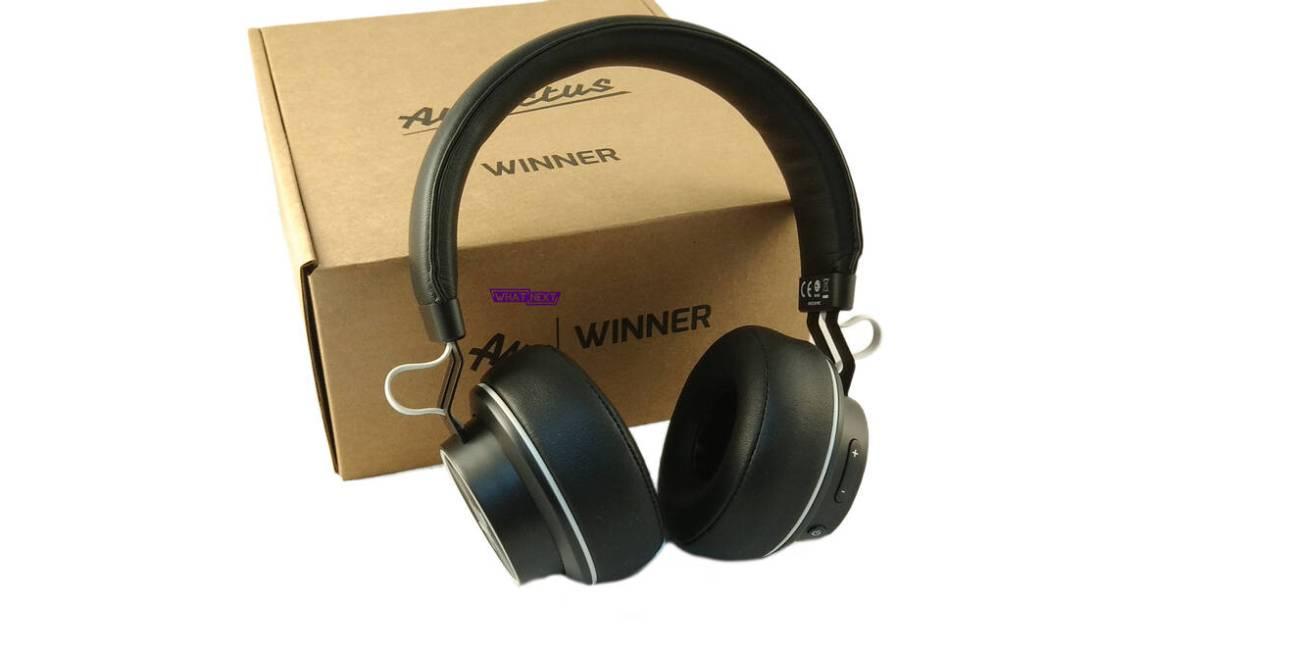 Test wszechstronnych słuchawek Audictus Winner