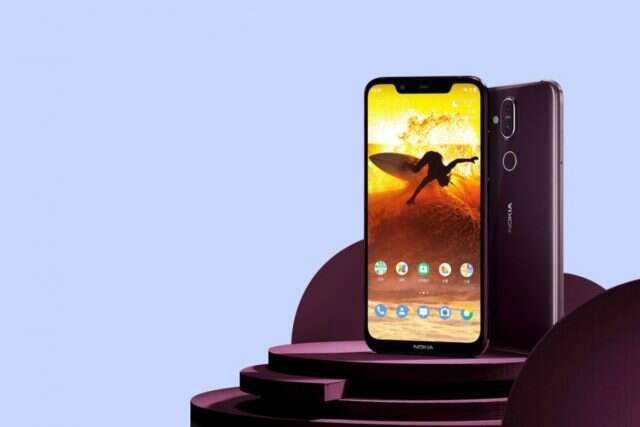Nokia 8.1, specyfikacja Nokia 8.1, parametry Nokia 8.1, wygląd Nokia 8.1, zdjęcia Nokia 8.1,