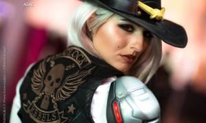 Oto oficjalny cosplay Ashe z Overwatch