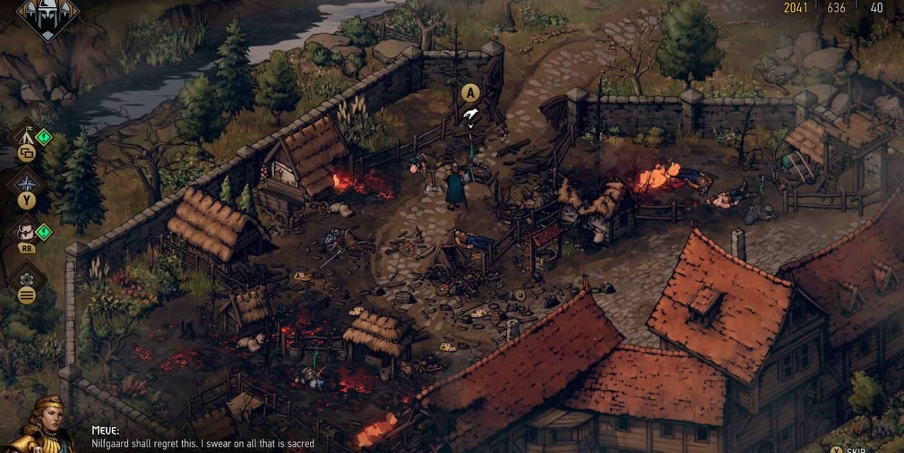 Wojna Krwi: Wiedźmińskie Opowieści dostępna na Steam