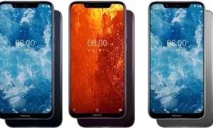 Nokia 8.1 z NEG Dinorex zamiast Gorilla Glass