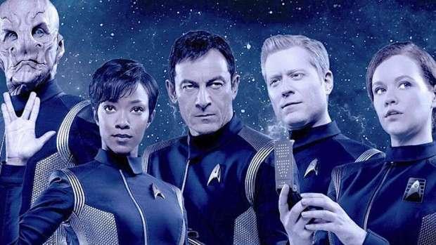 Pełny zwiastun 2 sezonu Star Trek: Discovery. Dużo akcji i Spocka