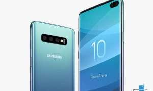 Wyciekła osłona ekranu Samsunga Galaxy S10+