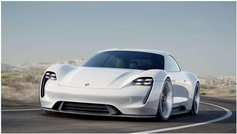 Nowe informacje o samochodach elektrycznych Porsche Taycan