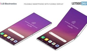 LG nie jest przygotowane do pokazania składanego smartfona na CES 2019