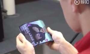 Składany smartfon od Xiaomi pojawił się w pewnym filmie