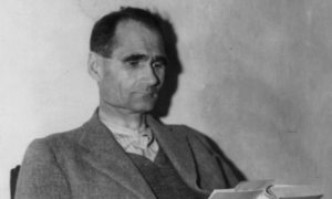 Więźniem numer 7 był Rudolf Hess – potwierdza to DNA