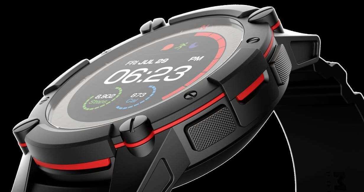 PowerWatch 2, cena PowerWatch 2, specyfikacja PowerWatch 2, zasilanie PowerWatch 2, smartwatch PowerWatch 2, zegarek PowerWatch 2