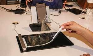 Royole tym razem zaprezentowało elastyczną zwijaną klawiaturę
