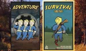 Beta trybu surwiwalowego w Fallout 76
