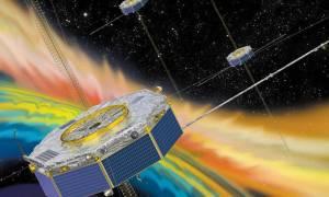 Fale plazmy podgrzewają elektrony w polu magnetycznym Ziemi