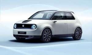 Honda pokaże wkrótce światu elektryczny koncept E Prototype