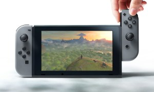 Nintendo Switch obsłuży VR – to już niemal pewne