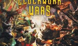 Recenzja gry planszowej Clockwork Wars
