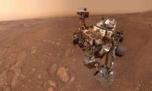 Naukowcy nie wiedzą, dlaczego łazik Curiosity wszedł w tryb bezpieczny
