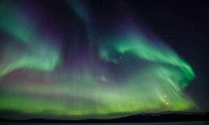 Niesamowita zorza polarna zadziwia naukowców