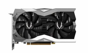 Test ZOTAC GeForce RTX 2060 AMP
