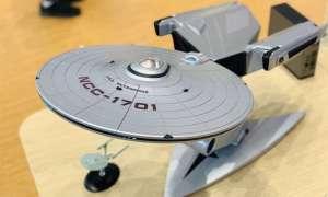 Lenovo upakował komputer do statku Enterprise z Star Treka