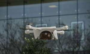UPS rozpoczęło rutynowe dostawy próbek medycznych dronami